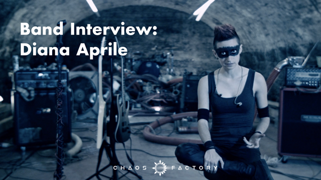 Band interview - Diana Aprile