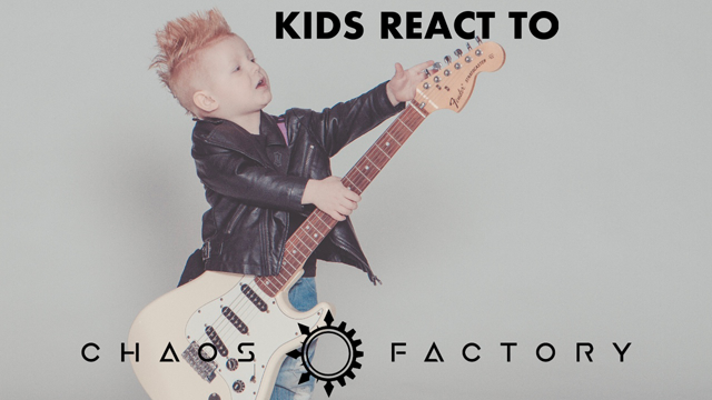 Kids react to Chaos Factory - Part 1